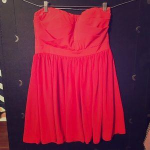 Dresses & Skirts - Mini red dress